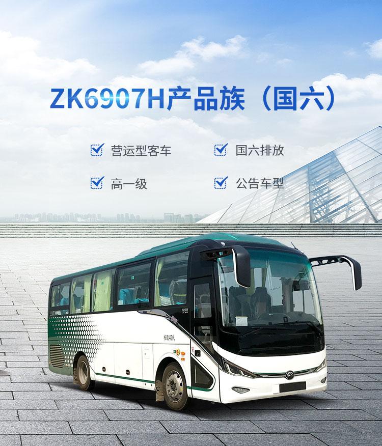 (优惠现车)ZK6907H6Y