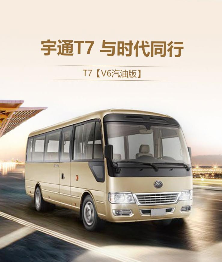 T7-V6汽油商务版